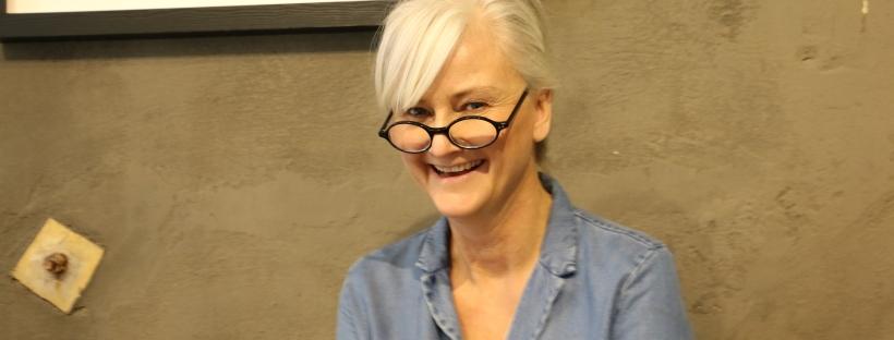 Nette Johansson på The PhotoGallery på Slottsmöllan i Halmstad