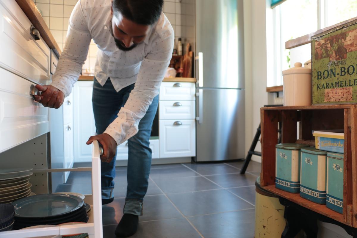 I köket hos Sanjay - Daniel