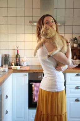 Catharina och Snus