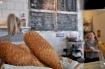 Ta en fika eller lunch på Söderpiren i Halmstad, eller varför inte en glass!