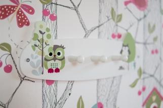 Detalj i barnrum fotad av Fredrik Andersson på XcLens