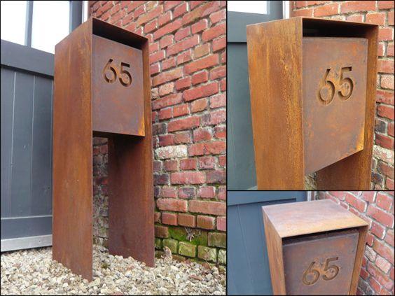 Snyggaste brevlådan kommer från Ambrosia Design.