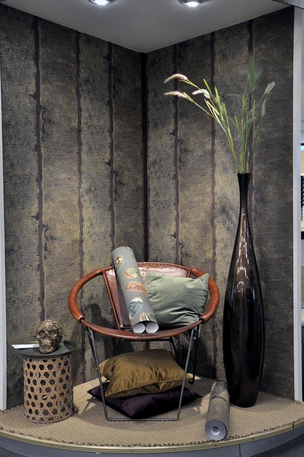 Tapeter från Midbec, möbel (Canett) från Europa Möbler!
