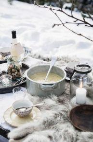 Vintrig soppa innan glöggen! Bild lånad från Cashmere and Camo