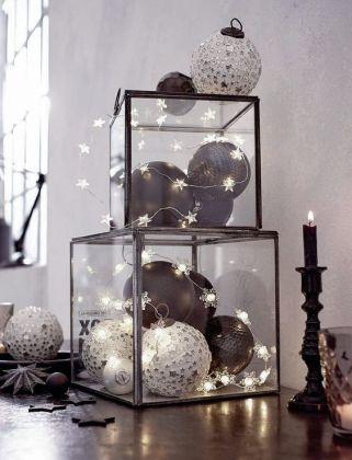 Stilleben funkar särskilt bra till jul! Bild lånad från ELLE Decoration Sweden