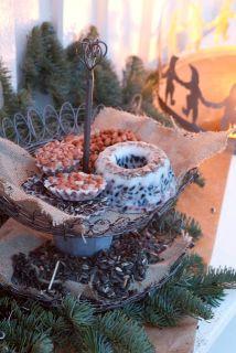 Julbordet är framdukat! Bild lånad från hjarterumdesignointerior.blogspot.se