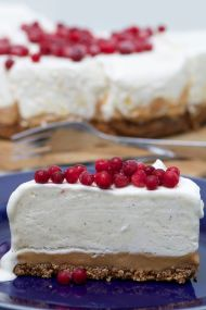 Godaste cheesecaken? https-::www.bloglovin.com:blogs:fikastunder-14632529:frusen-cheesecake-pa-kola-pepparkaksbotten-5270476239
