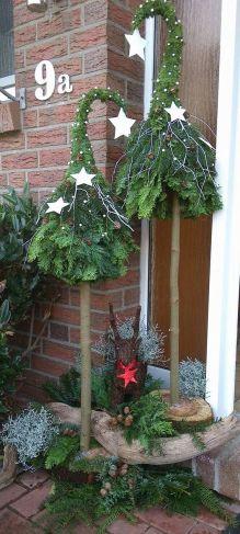 Fint utanför dörren är välkomnande! Bild lånad från Ingrid Srock-Mönnig