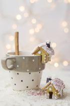 Fina små hus att dekorera muggen med! Bild lånad från miss-maries.blogspot.se