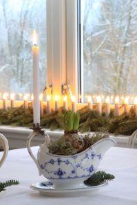 Man måste inte ha julgransljusen i granen! Foto lånat från: sjarmerendejul.blogspot.se