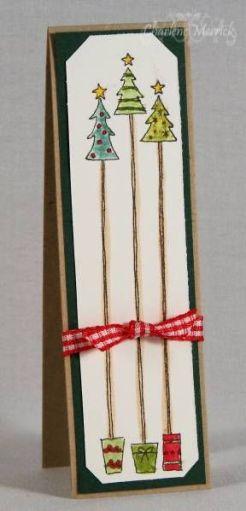 Ett styvare kort som man kan ställa som en tavla! Fint att inte hålla sig helt inom linjerna.. Bild lånad från Splitcoaststampers
