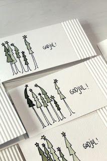 I sin enkelhet - grafiskt snyggt! Bild lånad från vackra.blogspot.no