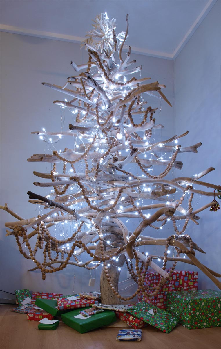 Originalios Kalėdų eglutės (nuotr. boredpanda.com)