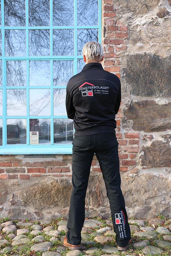 Patrik Ferdinandsson, Fönsterbolaget i Halland (Norlux Fönster) Bild: Jessika Nilsson