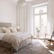 Heltäckningsmatta och stort fönster i sovrummet vill jag ha!