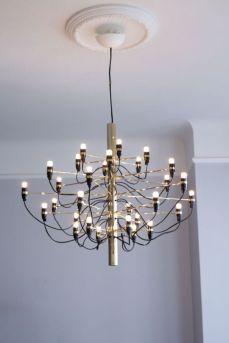 Snyggaste lampan över matbordet