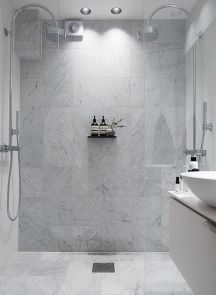 Två duschar är bra!