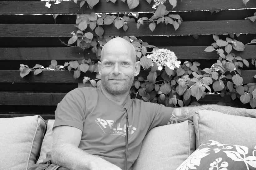 Martin Dal Molin på Pelles Plåt och Taktotal